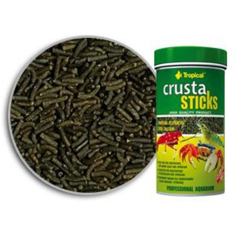 Crusta Sticks Tropical Hrana za Kozice i Rakove