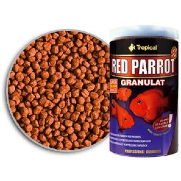 Red Parrot Granulat Tropical Hrana za Ribice