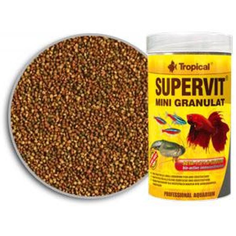 Supervit Mini Granulat Tropical Hrana za Ribice