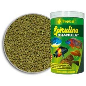Spirulina Granulat Tropical Hrana za Ribice