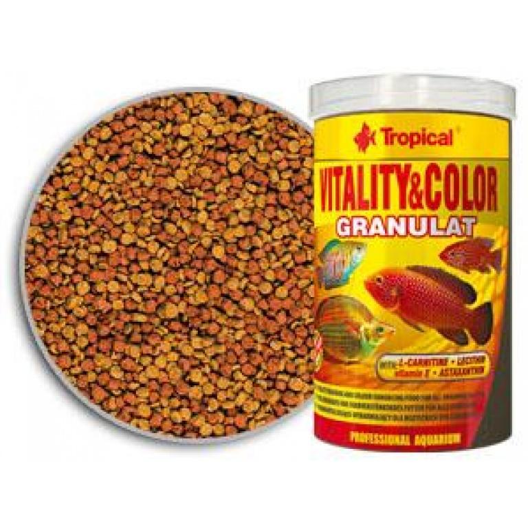 Vitaliti & Color Granulat Tropical Hrana za Ribice