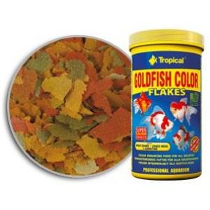Goldfish Color Flake Tropical Hrana za Ribice
