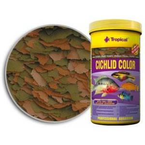 Cichlid Color Flake Tropical Hrana za Ribice