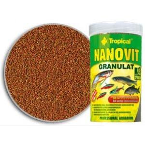 Nanovit Granulat Tropical Hrana za Ribice