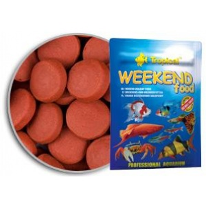 Weekend Food Tropical Tablete i Vafersi