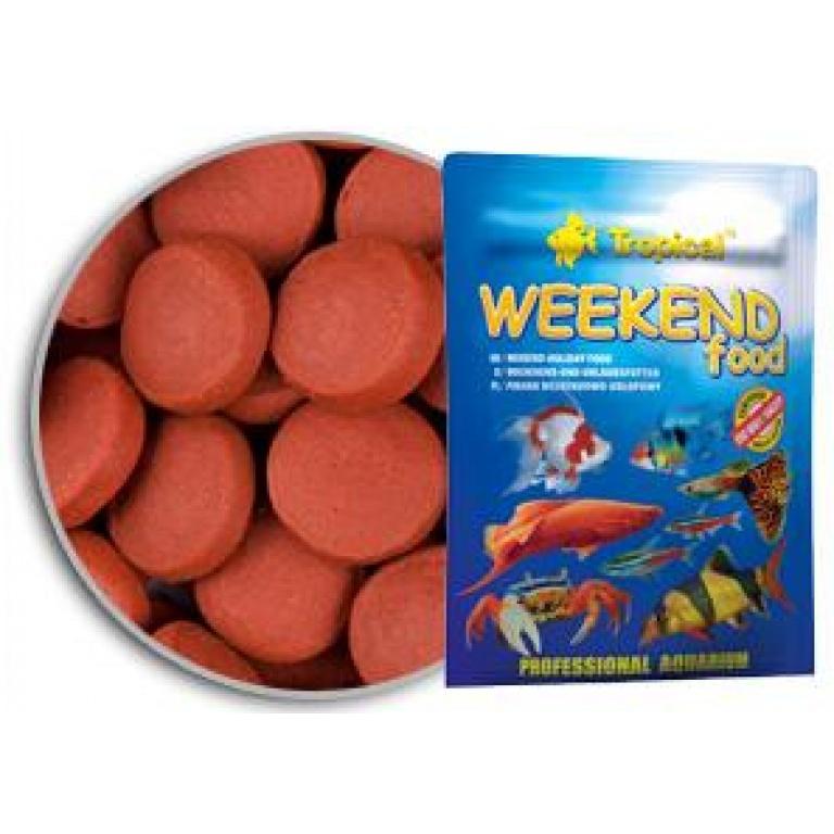 Weekend Food Tropical Tablete i Vafersi