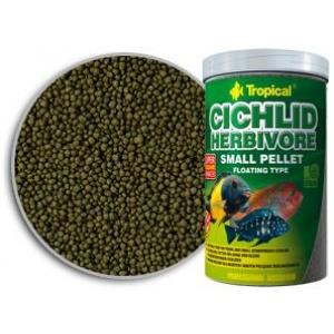 Ciclid Herbivore Small Pellet Tropical Hrana za Ribice