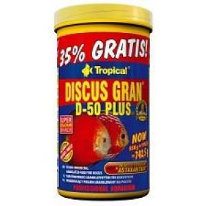 Diskus Granulat D-50 Plus Tropical Hrana za Ribice