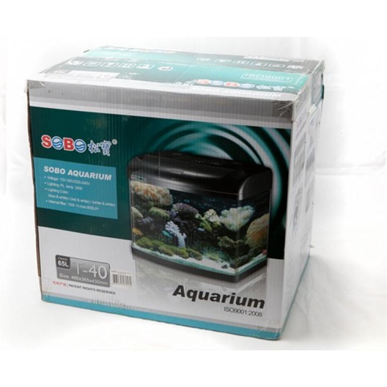 Akvarijum Sobo T 40 (65 litara)