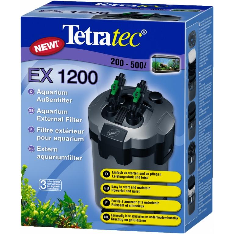 Kanister Filter Tetra EX 1200