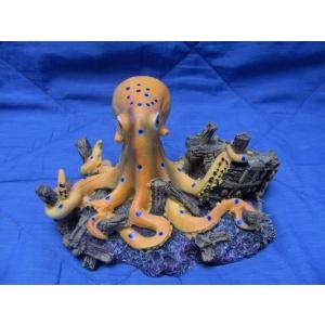 Oktopod Ukras za Akvarijum