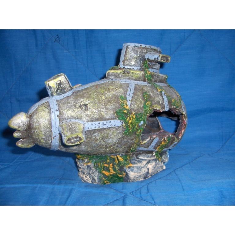 Podmornica Ukras za Akvarijum 25328