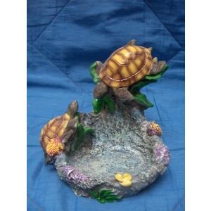 Posuda sa kornjačama Ukras za Akvarijum 7919