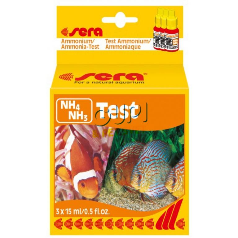 Sera Ammonium/Ammonia Test