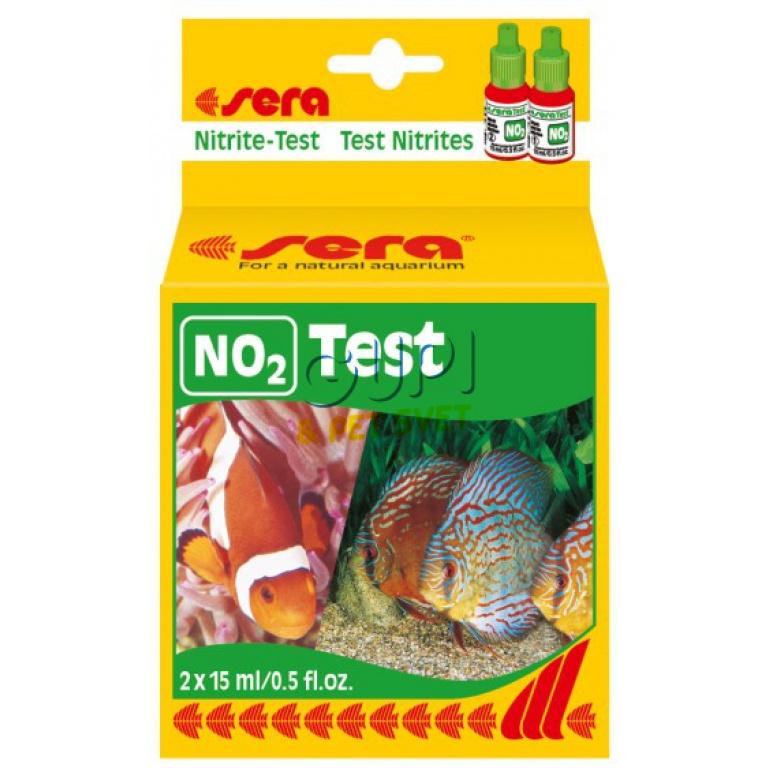 Sera Nitrat Test NO2