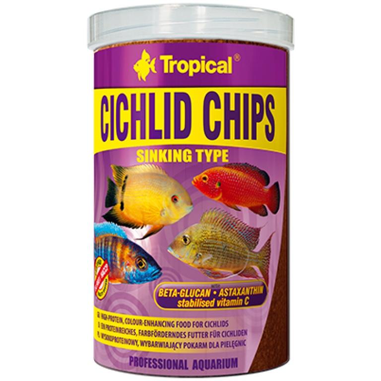 Cichlid-chips 1000ml