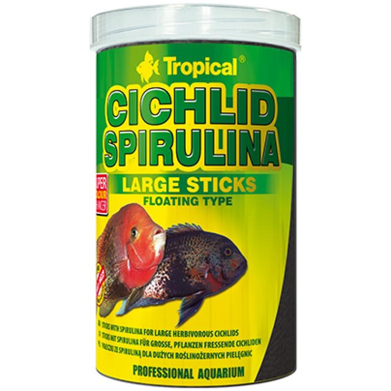 Cichlid spirulina-large 1000ml