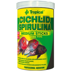 Cichlid spirulina-medium 1000ml