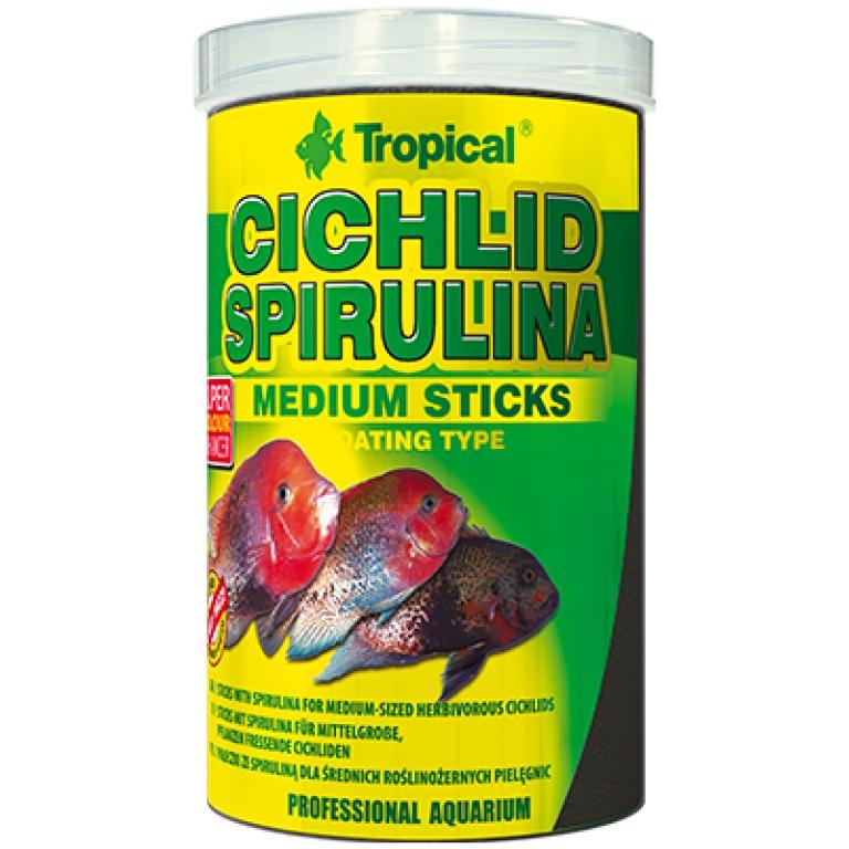 Cichlid spirulina-medium 1000ml