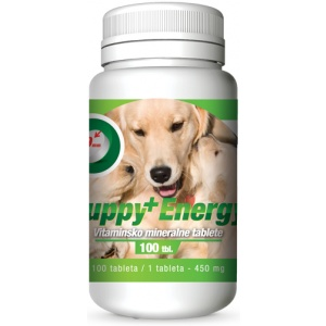 PuppyEnergy 100 tableta