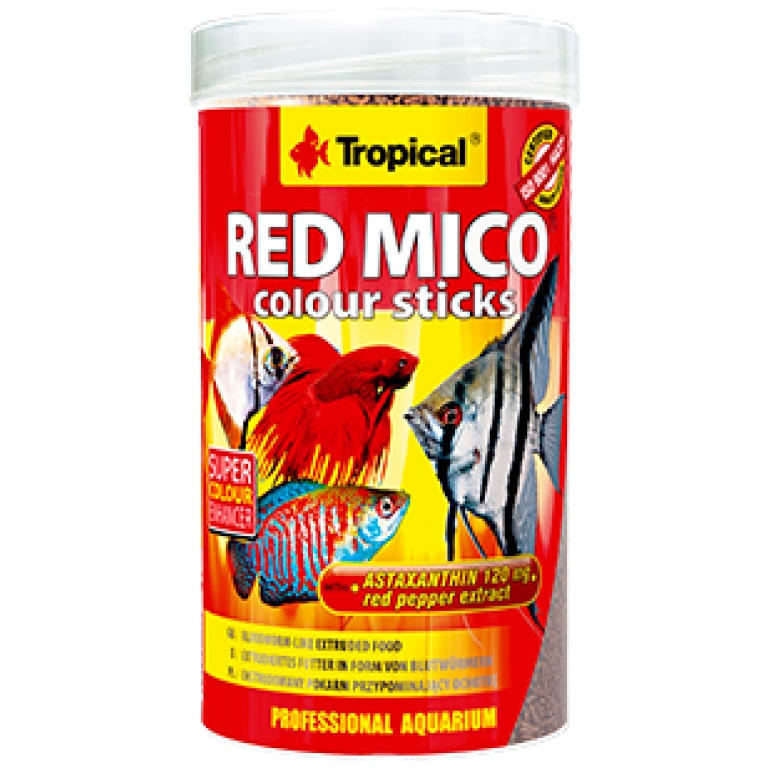 Red-Mico-Colour-Sticks 100ml-32grama