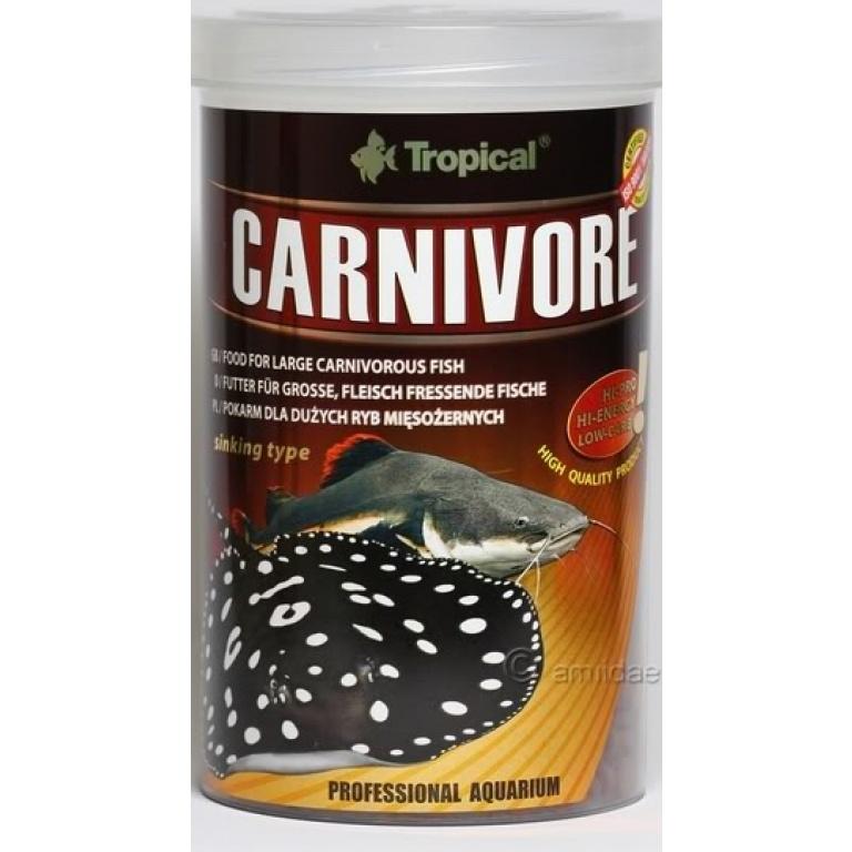 Tropical carnivor 1000ml