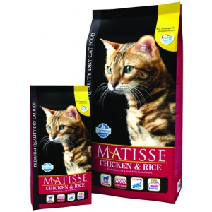 Farmina Matisse chicken&rice 10kg