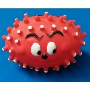 Igračka lopta jež elipsa 15cm