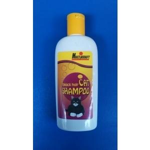 Šampon za mačke Multikraft 200ml za crnu dlaku