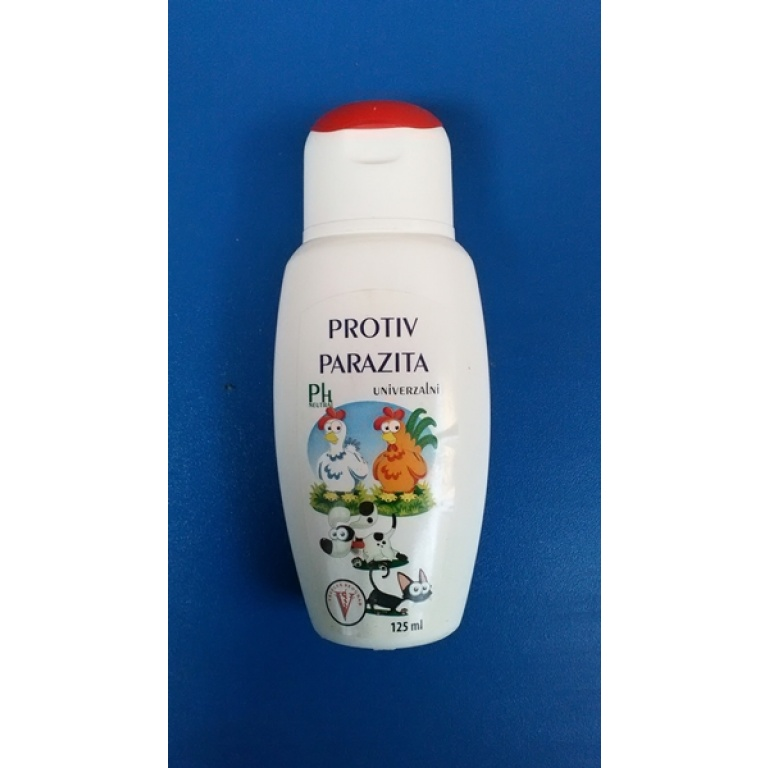 Šampon Fresh and Clean 125ml antiparazitski
