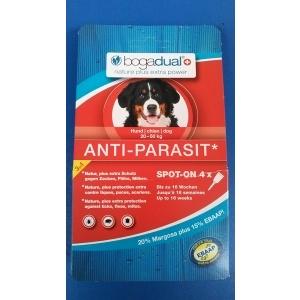 BOGACARE Antiparazitske Pipete za Velike Pse 20-50kg-2.5ml