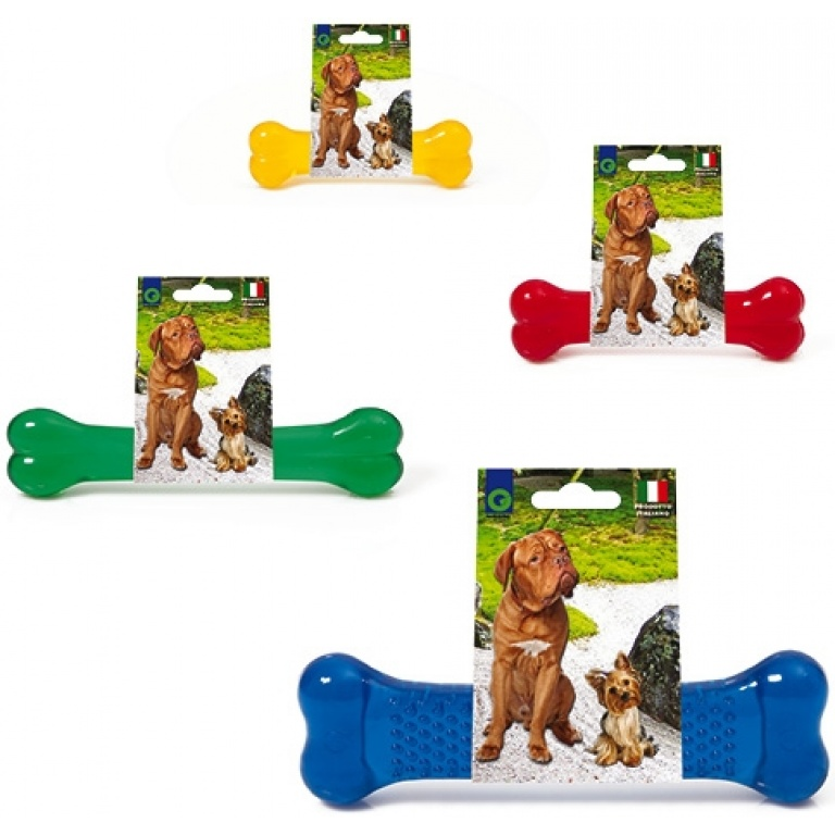Igracka za pse u obliku kosti 12x3.5x2 cm