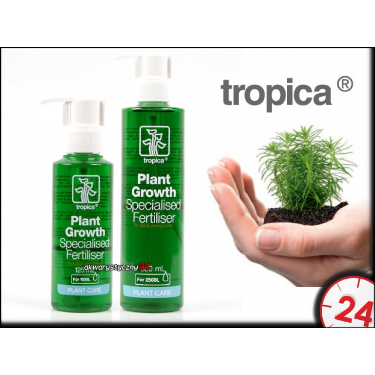 Tropica Plant Growth Specialised Fertiliser 300ml