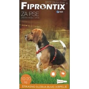 Fiprontix: Ampule protiv kožnih parazita za srednje rase Firprontix Spot On, 5 x 2ml