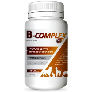 B-complex plus- 10 tableta