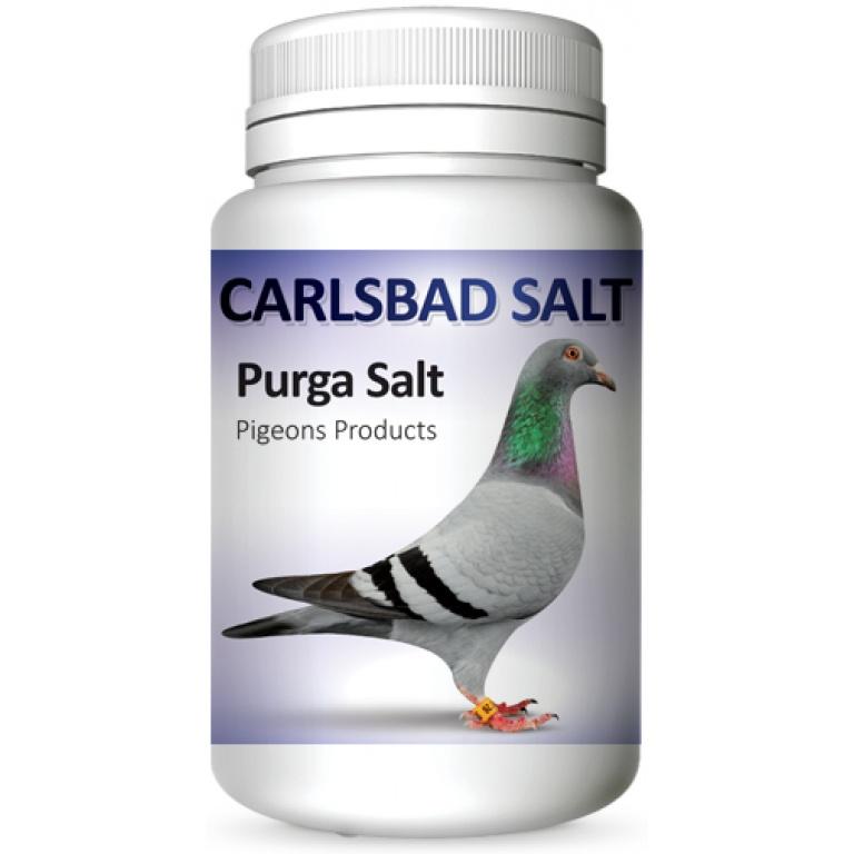 Purga salt – gorka/karbonska so za golubove