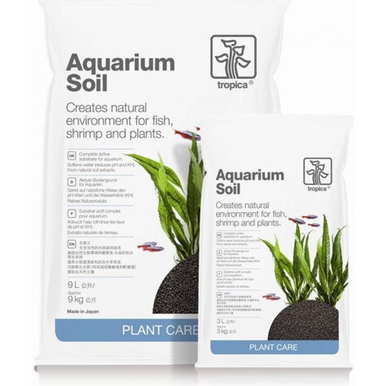 Tropica Aquarium Soil 3 litare