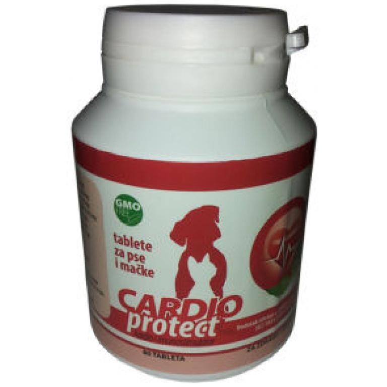 Cardioprotect za pse i macke 80 tableta