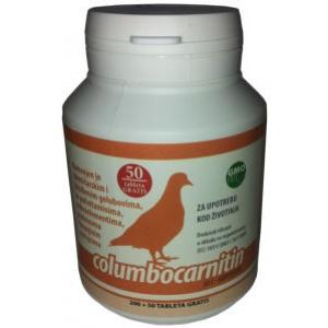 Columbocarnitin-preparat za golubove 250 tableta
