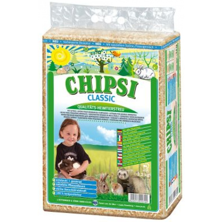 JRS chipsi classic iverje 1 kg