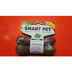 Smart pet kost 8cm hlorofil 2 kom