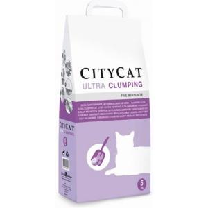 Citycat Ultra Clumping 5kg