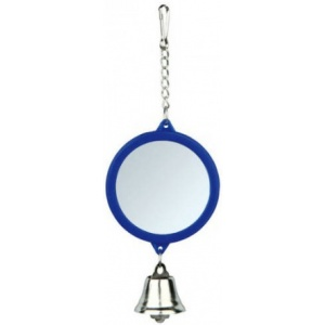Ogledalo okruglo sa zvoncetom Trixie