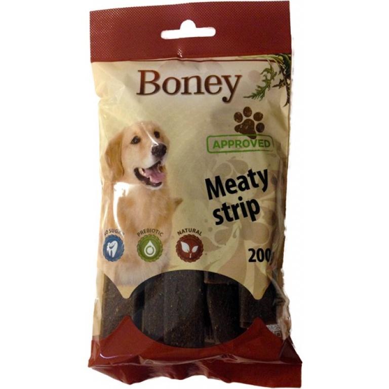 Boney meaty strip 200 gr