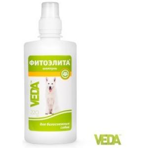 FITOELITA šampon za bele pse 220ml