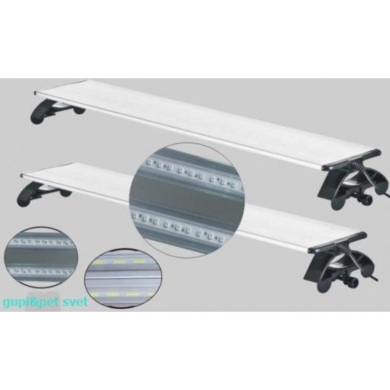 Led RGB Degenbao Dvoreda rasveta LFL-2CL-600mm 36w