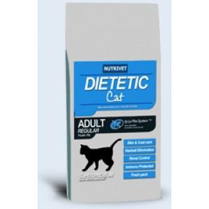 Nutrivet Dietetic Cat odrasle mačke 1kg