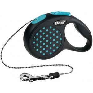 Flexi Desing M blue 5m uže