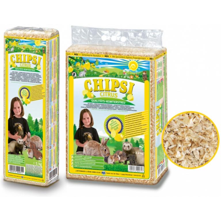 JRS chipsi citrus iverje 1 kg