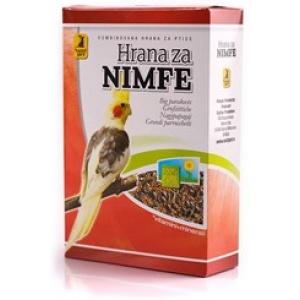 NUTRIPET Hrana za nimfe 400g